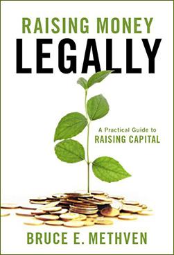 Raising Money - Legally -- Bruce Methven
